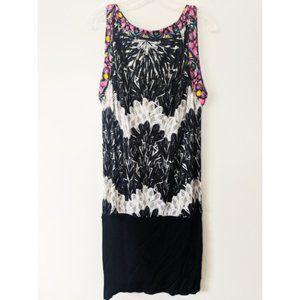 Custo Barcelona Dress Womens Small Sleeveless Knit